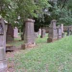 Grabsteine jüd.Friedhof