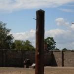 Galgen KZ Sachsenhausen