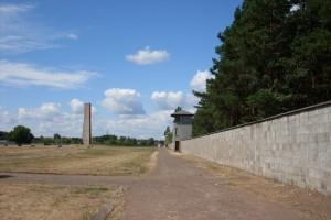 KZ Sachsenhausen Wachtturm