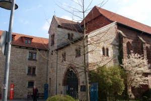 Klosterkirche Brunshausen
