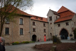 Klosterkirche Brunshausen bei Bad Gandersheim