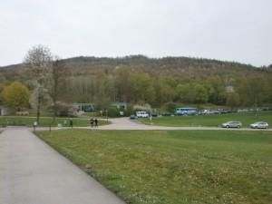 Parkplatz Mittelbau-Dora