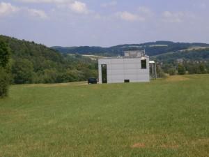 Museumsgebäude Mittelbau-DoraA
