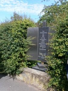 Denkmal jüdische Synagoge Duderstadt