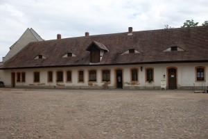 ehemaliges Kommandanturgebäude des KZ Lichtenburg