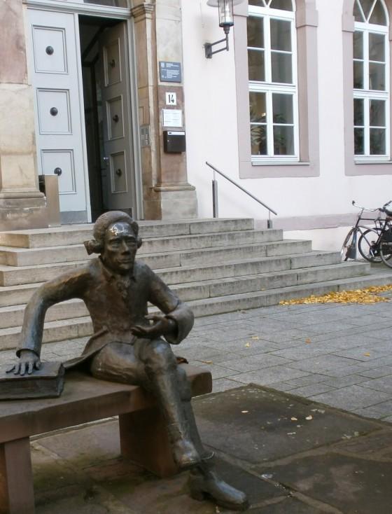 Paulinerkirche mit G.Ch. Lichtenberg