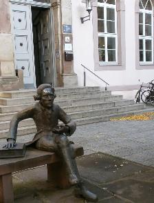 Paulinerkirche mit G.Chr.Lichtenberg