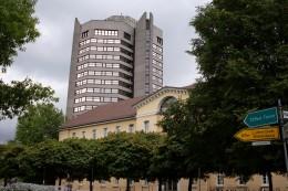 Neues Göttinger Rathaus