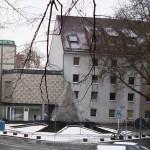 Denkmal für die alte Göttinger Synagoge