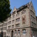 ehemaliges Polizeigebäude in Göttingen